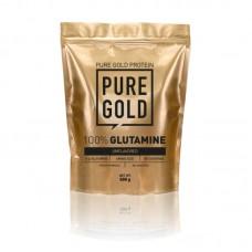 Pure Gold Protein 100% L-Glutamine, 500 грамм