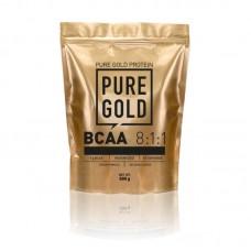Pure Gold Protein BCAA 8:1:1 powder, 500 грамм