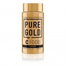 Pure Gold Protein C-1000, 100 капсул