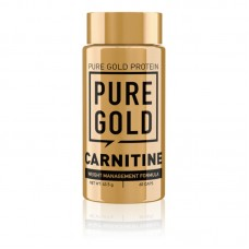 Pure Gold Protein Carnitine, 60 капсул