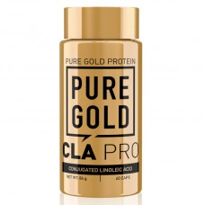 Pure Gold Protein CLA, 60 капсул