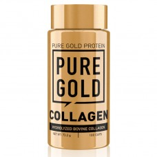Pure Gold Protein Marine Collagen, 100 капсул