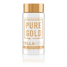 Pure Gold Protein CollaGold, 120 капсул