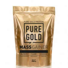 Pure Gold Protein Mass Gainer, 2.5 кг