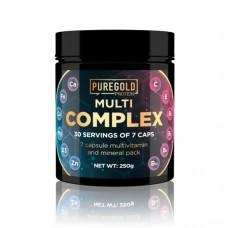 Pure Gold Protein Multi Complex, 30 пакетиков