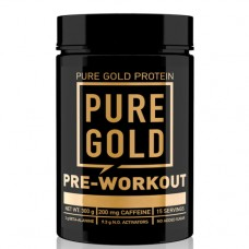 Pure Gold Protein Pre-Workout, 300 грамм