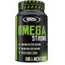 Real Pharm Omega Strong, 60 капсул