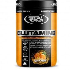 Real Pharm Glutamine, 500 грамм