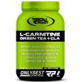 Real Pharm L-Carnitine Green Tea + CLA, 90 таблеток