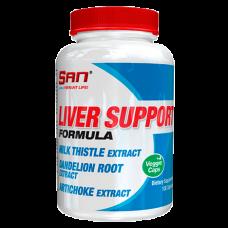 SAN Liver Support Formula, 100 капсул