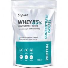 Saputo Whey Concentrate + Isolate 85%, 900 грамм