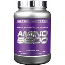 Scitec Amino 5600, 1000 таблеток