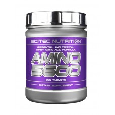 Scitec Amino 5600, 200 таблеток