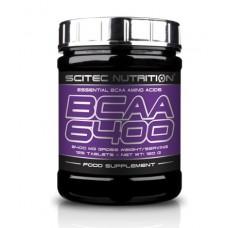 Scitec BCAA 6400, 125 таблеток