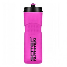 Бутылка Scitec Bidon Bike Bottle, 650 мл - розовая