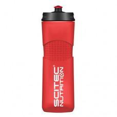 Бутылка Scitec Bidon Bike Bottle, 650 мл - красная