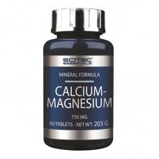 Scitec Calcium Magnesium, 90 таблеток
