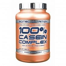 Scitec 100% Casein Complex, 920 грамм