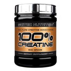 Scitec 100% Creatine, 300 грамм