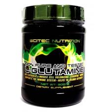 Scitec L-Glutamine, 300 грамм