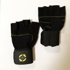 Перчатки мужские Scitec Yellow Style
