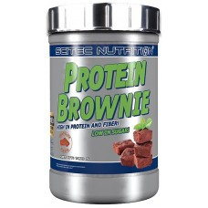 Scitec Protein Brownie, 750 грамм