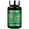 Scitec Vitamin D3, 250 капсул