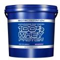 Scitec 100% Whey Protein, 5 кг