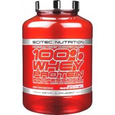 Scitec 100% Whey Protein Professional, 2.35 кг
