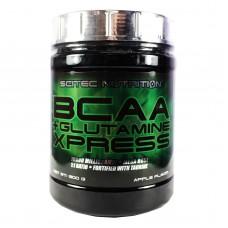 Scitec BCAA+Glutamine Xpress, 300 грамм - цитрус ПОВРЕЖДЕННЫЙ