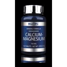 Scitec Calcium Magnesium, 100 таблеток