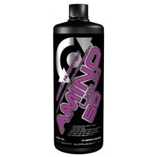 Scitec Amino Liquid 50, 1 литр