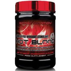 Scitec Hot Blood 3.0, 300 грамм