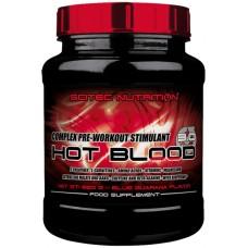 Scitec Hot Blood 3.0, 820 грамм