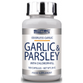 Scitec Garlic & Parsley, 100 капсул