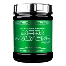 Scitec Mega Daily One Plus, 120 таблеток