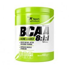 Sport Definition BCAA 8:1:1, 400 грамм