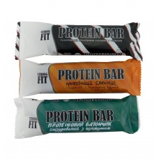 Strong Fit 32% Protein Bar, 60 грамм