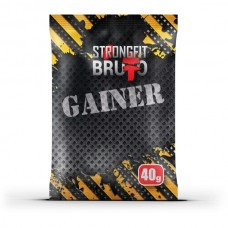 Strong Fit Gainer low protein, 40 грамм