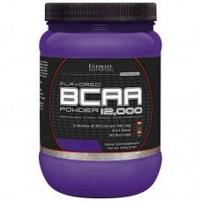 Ultimate BCAA 12 000 Powder, 228 грамм
