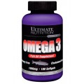Ultimate Omega 3 18:12 Softgels, 180 капсул
