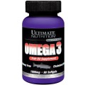 Ultimate Omega 3 18:12 Softgels, 90 капсул