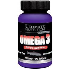 Ultimate Omega 3 18:12 Softgels, 90 капсул