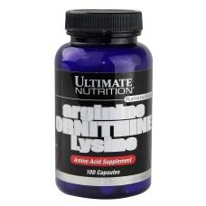 Ultimate Arginine Ornithine Lysine, 100 капсул