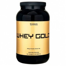 Ultimate Whey Gold, 908 грамм