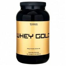 Ultimate Whey Gold, 908 грамм СРОК 10.21