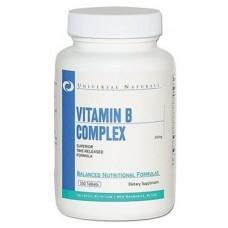 Universal Vitamin B Complex, 100 таблеток