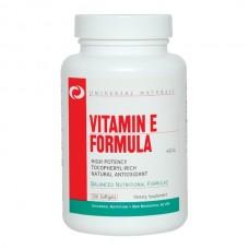 Universal Vitamin E Formula, 100 капсул