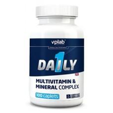 VPLab Daily Multivitamin, 100 каплет