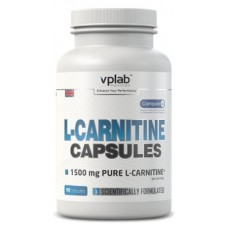 VPLab L-Carnitine 1500 mg, 90 капсул